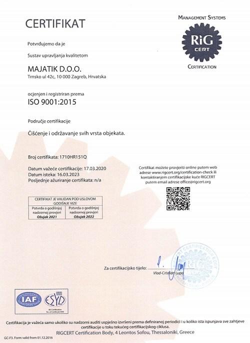 Majatik-certifikat-iso-9001-hr